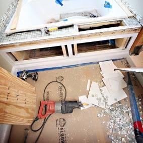 FloorShell® Heavy Duty Temporary Surface Protection Image 2
