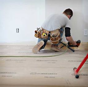 FloorShell® Heavy Duty Temporary Surface Protection Image 3