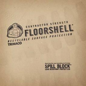FloorShell® Heavy Duty Temporary Surface Protection Image 4