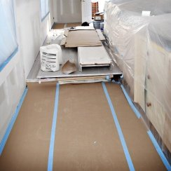 flooring protection paper