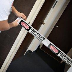 lead barrier tape