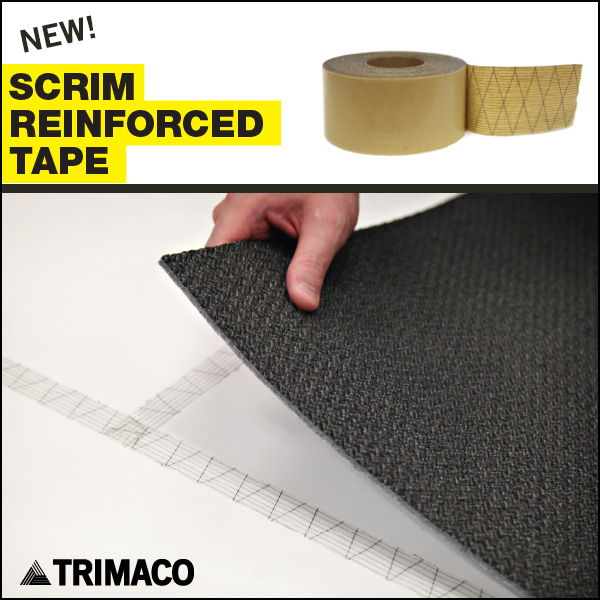 Scrim Reinforced Tape