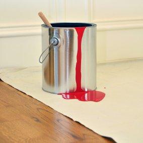 Eliminator™ Slip Resistant Dropcloth Image 3