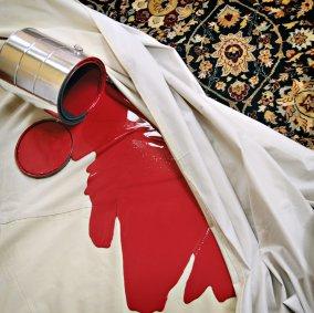 Eliminator™ Slip Resistant Dropcloth Image 1