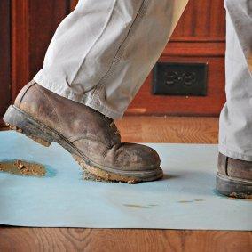 One Tuff® Delicate Floor Protector Image 1