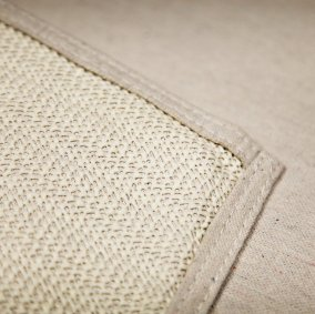 Stay Put® Plus Slip Resistant Canvas Dropcloth Image 3