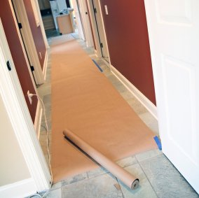 Builder's Construction Flooring Paper Image 4