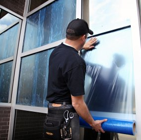 Easy Mask® Protective Window Film Image 1