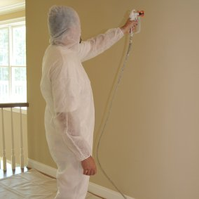 SuperTuff® Polypropylene Painter's Coveralls Image 3