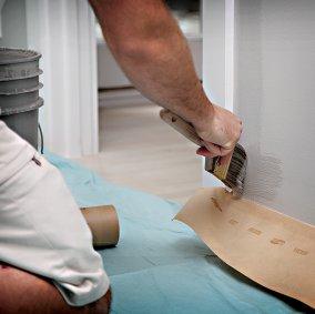 KleenEdge® Brown Professional Painting Masking Tape Image 1