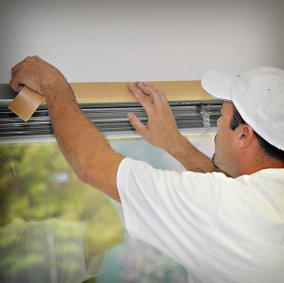 KleenEdge® Brown Professional Painting Masking Tape Image 2