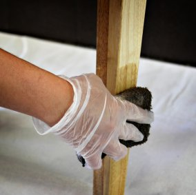 Professional Protective Latex Gloves Image 1