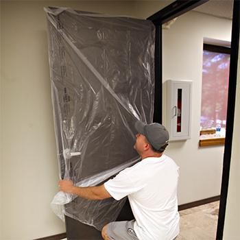 Plastic Slip On Door Covers Image 2