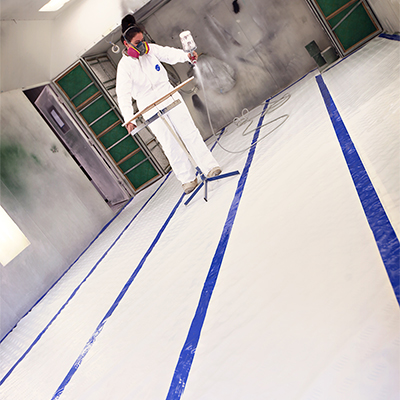 Aqua Shield® Spray Booth Edition Image 1