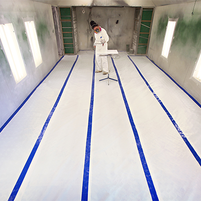 Aqua Shield® Spray Booth Edition Image 2