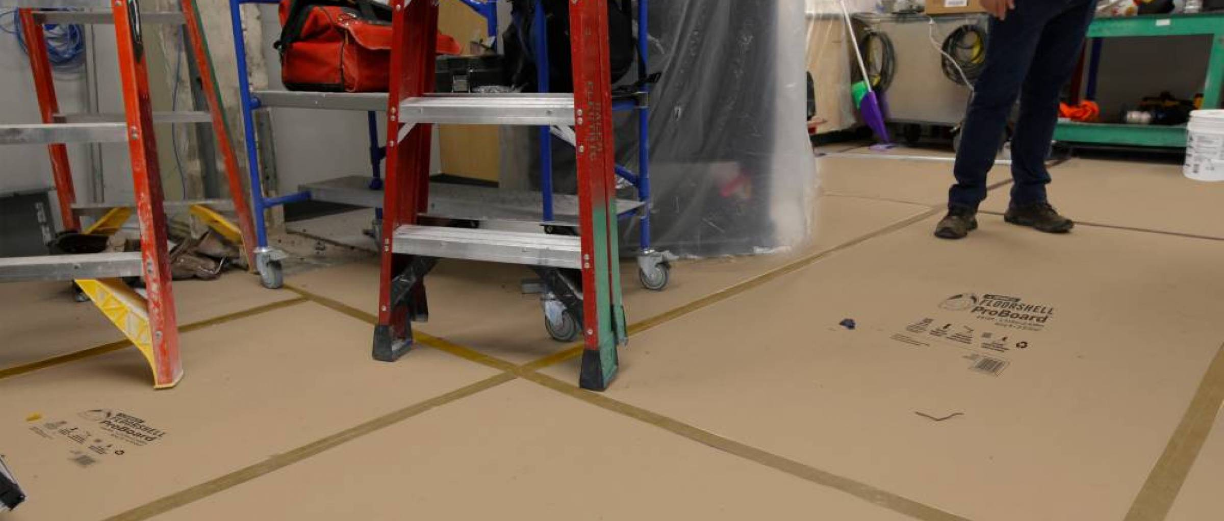 FloorShell ProBoard