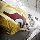 automotive paint job
