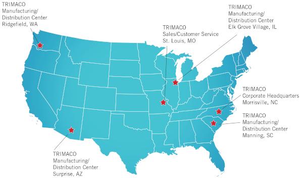 trimaco locations
