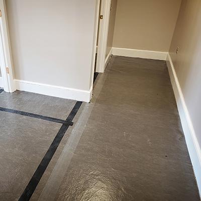 dB4 Lite Acoustic Floor Underlayment Image 3