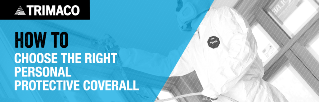 how to choose the right personal protective coverall