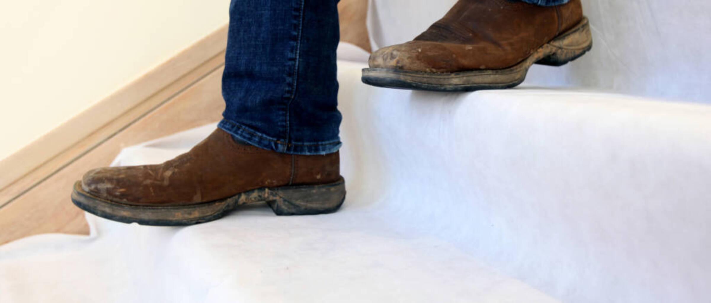 Smart Grip Slip Resistant Dropcloth